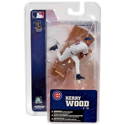 McFarlane Toys MLB Chicago Cubs Sports Picks 3 Inch Mini Series 4 Kerry Wood Mini Figure - image 1 of 1