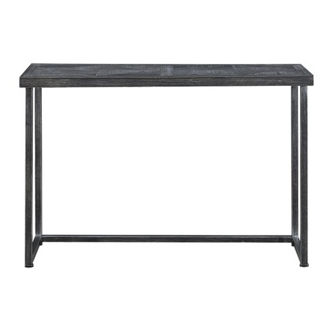 best website 51e31 050d6 Laredo Parquet Console Table Black - Johar Furniture