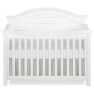 Evolur Belmar Convertible Crib - Weathered White