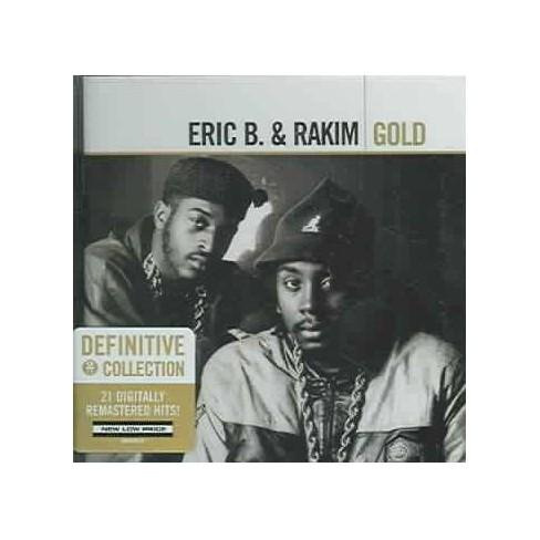 Eric B.  &  Rakim; Eric B.  &  Rakim - Gold (CD) - image 1 of 1