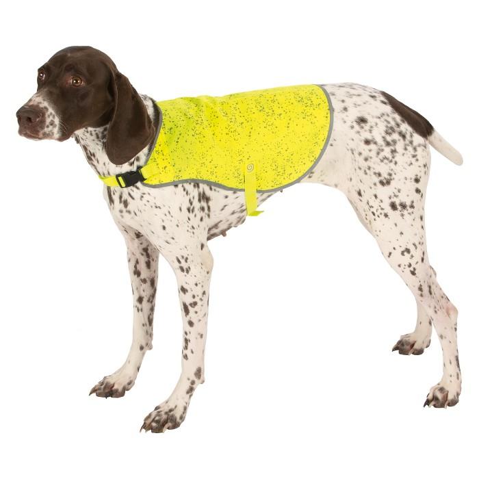 Ultra Paws - Ultra Reflective Safety Vest Lime - image 1 of 5