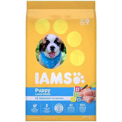Iams Proactive Health Chicken Large Breed Puppy Premium Dry Dog Food