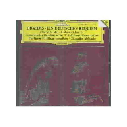 Brahms - Brahms: Ein Deutsches Requiem, Op.45 (CD) - image 1 of 1