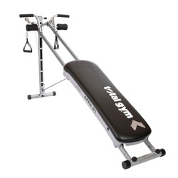 Total Gym APEX G1 Home Fitness - Incline Weight Training w/ 6 Resistance Levels