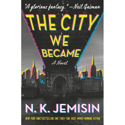 The City We Became - (The Great Cities Trilogy) by N K Jemisin (Paperback)