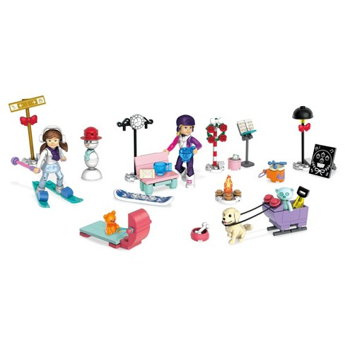 Mega Construx American Girl Advent Calendar - image 1 of 4