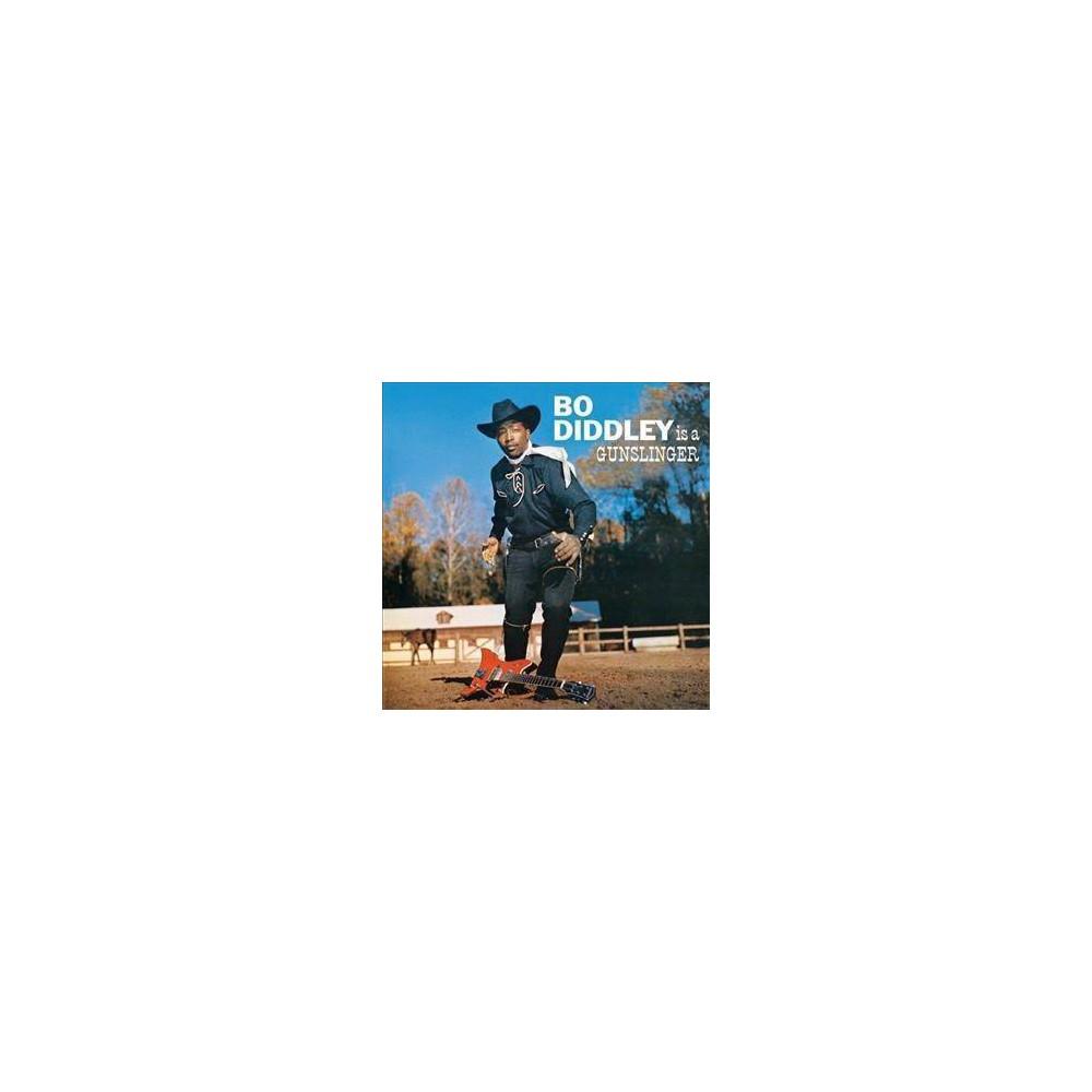 Bo Diddley - Is A Gunslinger (CD)
