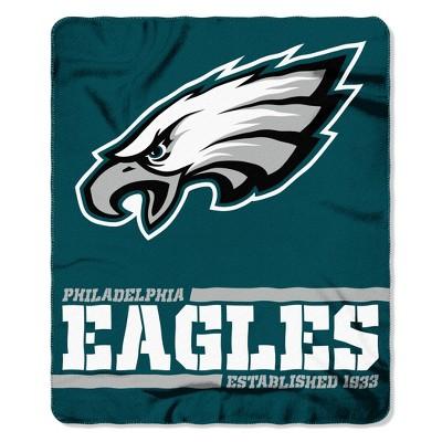 The Northwest Company Philadelphia Eagles Fleece Throw , Green