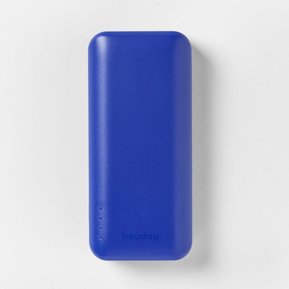 heyday 2000 mAh Power Bank - Blue