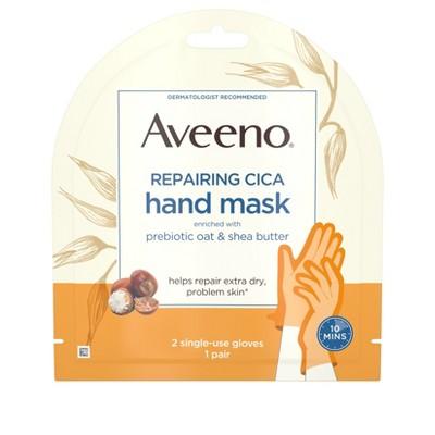 Aveeno Cica Repairing Hand Mask