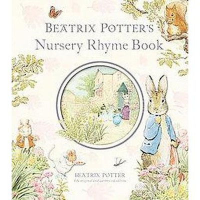 Beatrix Potter's Nursery Rhyme Book (Gift, Reissue)(Hardcover)