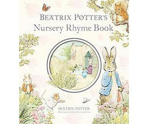 Beatrix Potter S Nursery Rhyme Book Gift Reissue Target