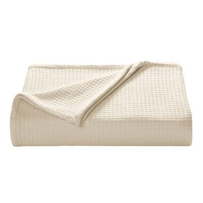 Full/Queen Bahama Coast Bed Blanket Natural - Tommy Bahama