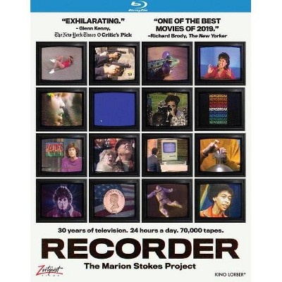 Recorder: The Marion Stokes Project (Blu-ray)(2020)