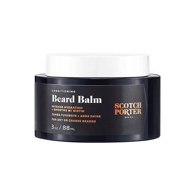Scotch Porter- Conditioning Beard Balm - 3oz