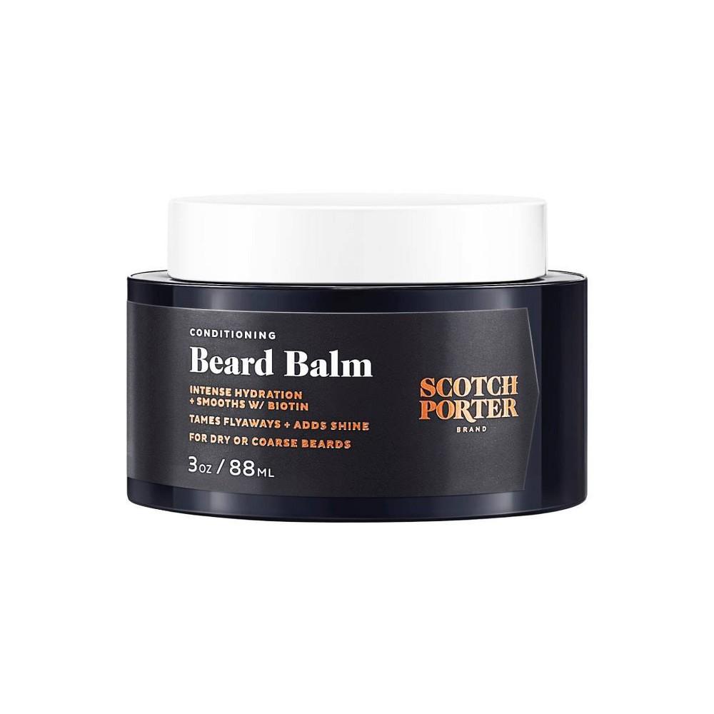 Image of Scotch Porter- Conditioning Beard Balm - 3oz