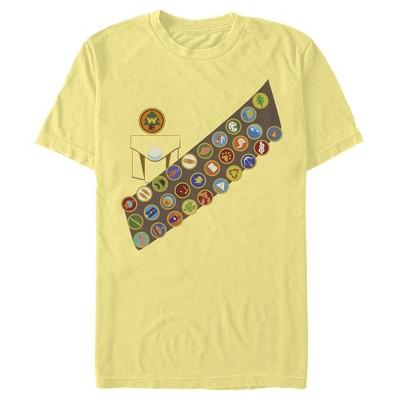 Men's Up Wilderness Explorer Sash T-Shirt