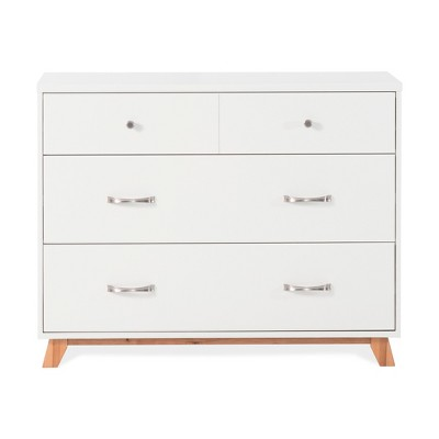 Forever Eclectic by Child Craft Soho 3 Drawer Dresser - Matte White