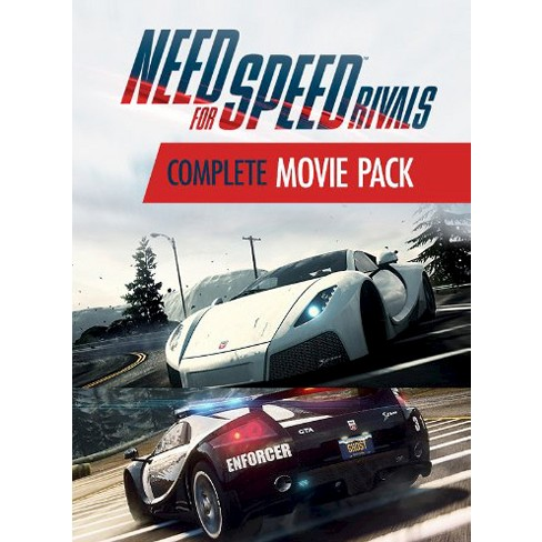 Need For Speed Rivals: Complete Movie Pack - PC Game (Digital)
