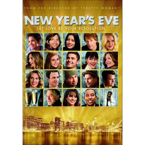New Year's Eve (dvd_video) : Target