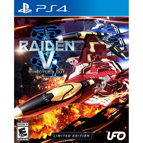 Raiden V: Director's Cut Limited Edition - PlayStation 4 - image 1 of 1