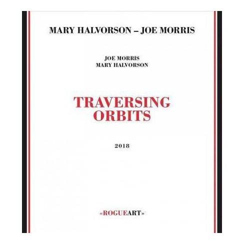 Mary Halvorson - Traversing Orbits (CD) - image 1 of 1