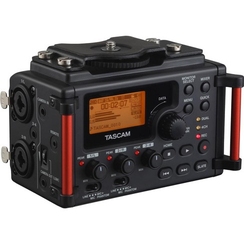 Tascam DR-60D MKII Portable Recorder for DSLR - image 1 of 4