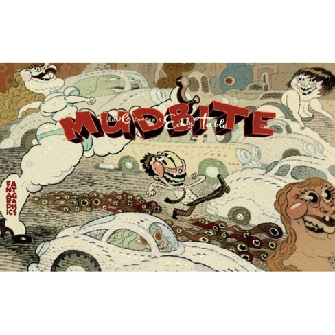 Mudbite - by  Dave Cooper (Hardcover) - image 1 of 1
