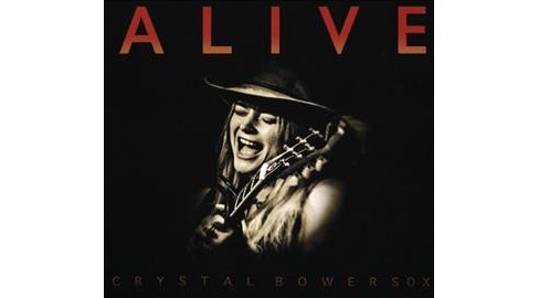 Crystal Bowersox - Alive (CD) - image 1 of 1