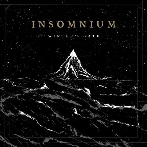 Insomnium - Winter's Gate (CD) - image 1 of 1