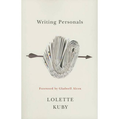 Writing Personals - by  Lolette Kuby (Paperback) - image 1 of 1