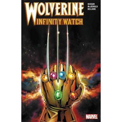 Wolverine: Infinity Watch - (Paperback)