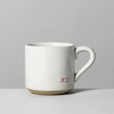 'XO' Stoneware Mug Pink - Hearth & Hand™ with Magnolia