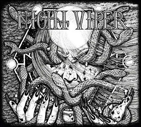 Night Viper - Night Viper (CD) - image 1 of 1