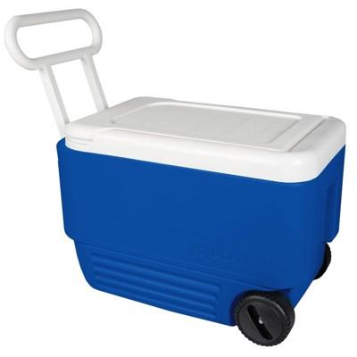 Igloo Wheelie Cool 38qt Cooler - Majestic Blue