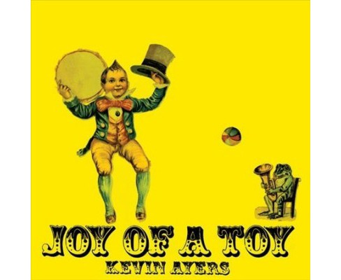 Kevin Ayers - Joy Of A Toy (Vinyl) - image 1 of 1