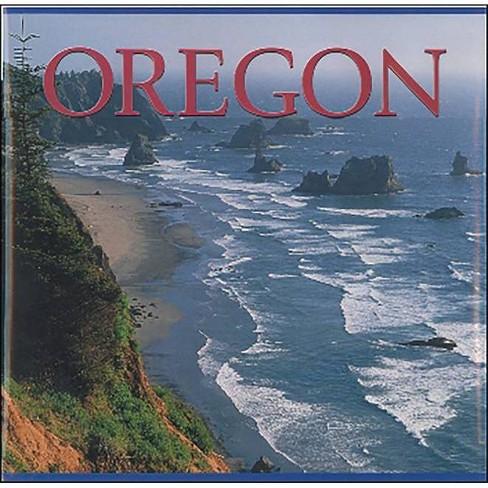 Oregon - (America) by  Tanya Lloyd Kyi (Hardcover) - image 1 of 1