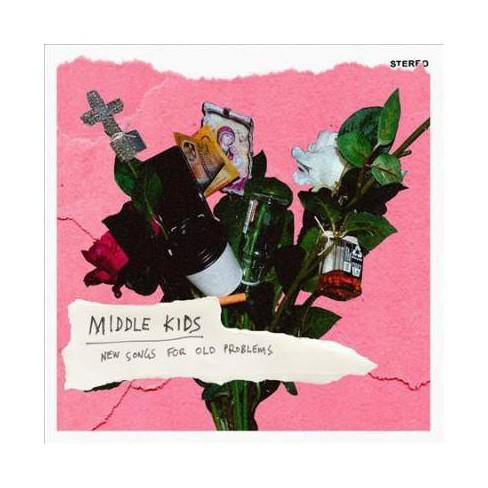 Middle Kids - New Songs For Old Problems (CD) - image 1 of 1