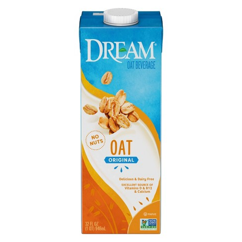 Dream Oat Origianl Non-Dairy Beverage 32oz - image 1 of 3