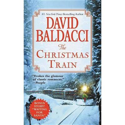 Christmas Train -  Reprint by David Baldacci (Paperback)