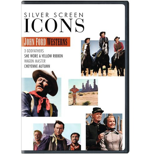 Silver Screen Icons:John Ford Western (DVD) - image 1 of 1