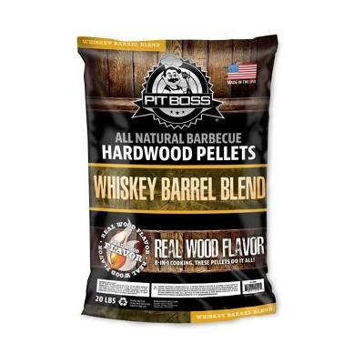 Pit Boss 20lb Whiskey Pellets