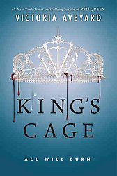 King's Cage (Red Queen Series #3)(Hardcover)by Victoria Aveyard