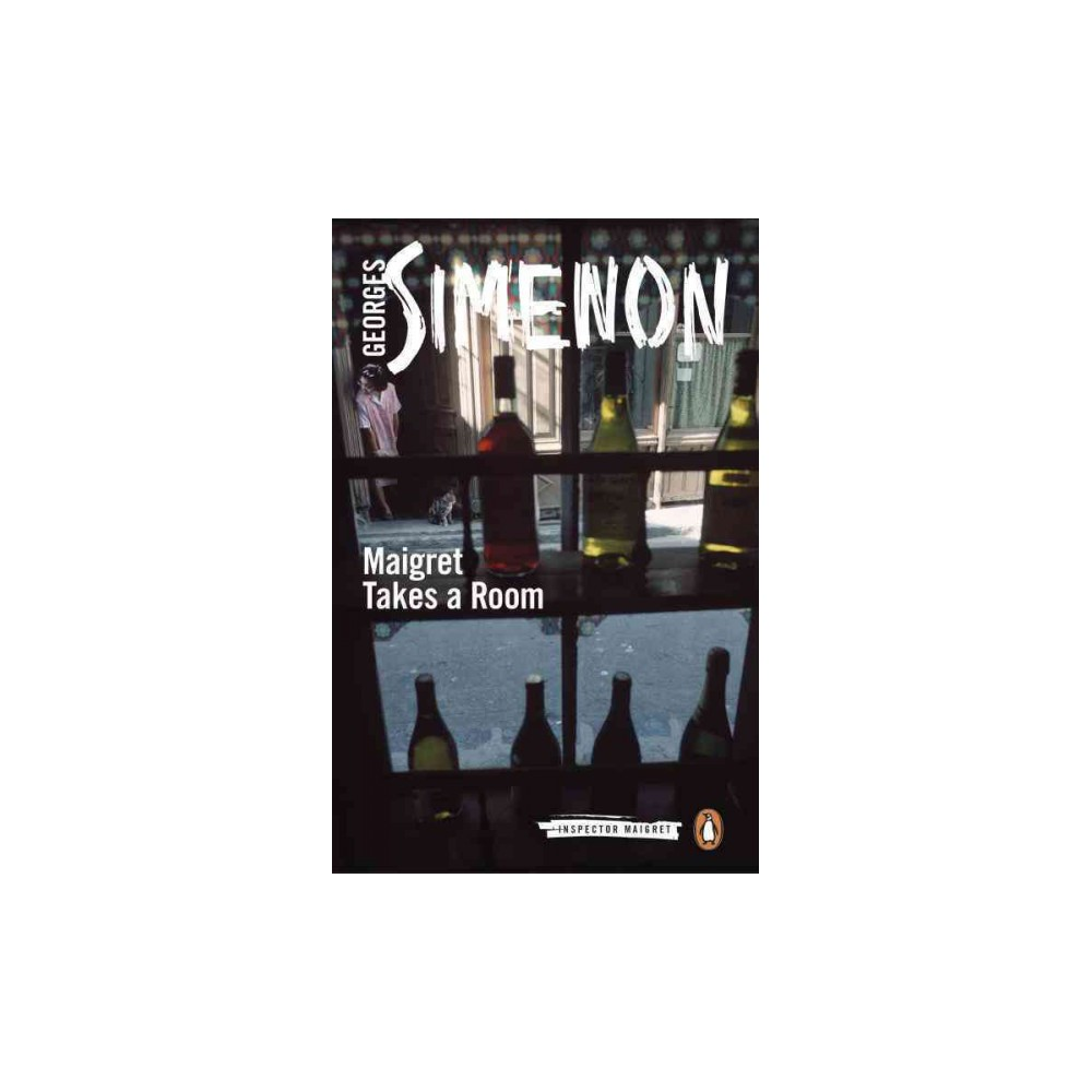 Maigret Takes a Room - (Inspector Maigret) by Georges Simenon (Paperback)