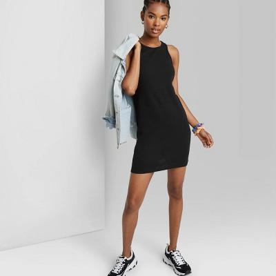 Women's Sleeveless Bodycon Dress - Wild Fable™
