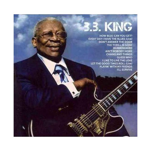 B.B. King - Icon: B.B. King (CD) - image 1 of 1