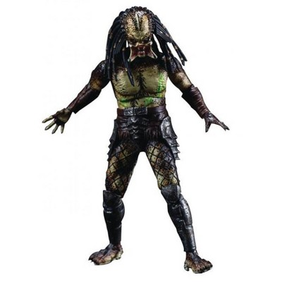 Crucified Predator PX Previews Exclusive 1:18 Scale   Predators   Hiya Toys Action figures