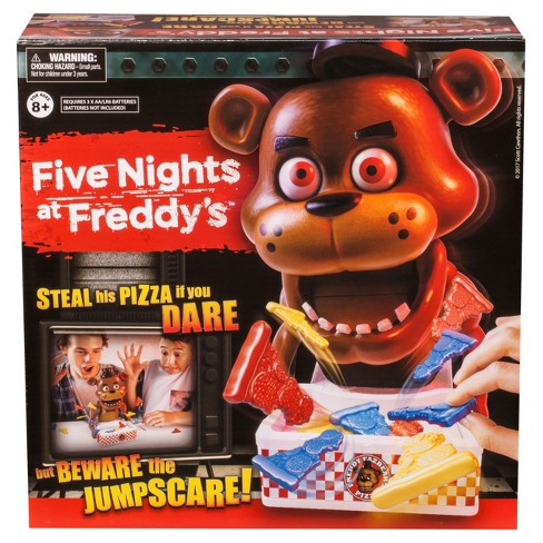 five nights at freddy s game target