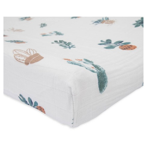 Little Unicorn Changing Pad Cover - Prickle Pots - image 1 of 2