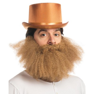 HMS Perky Mustache and Beard